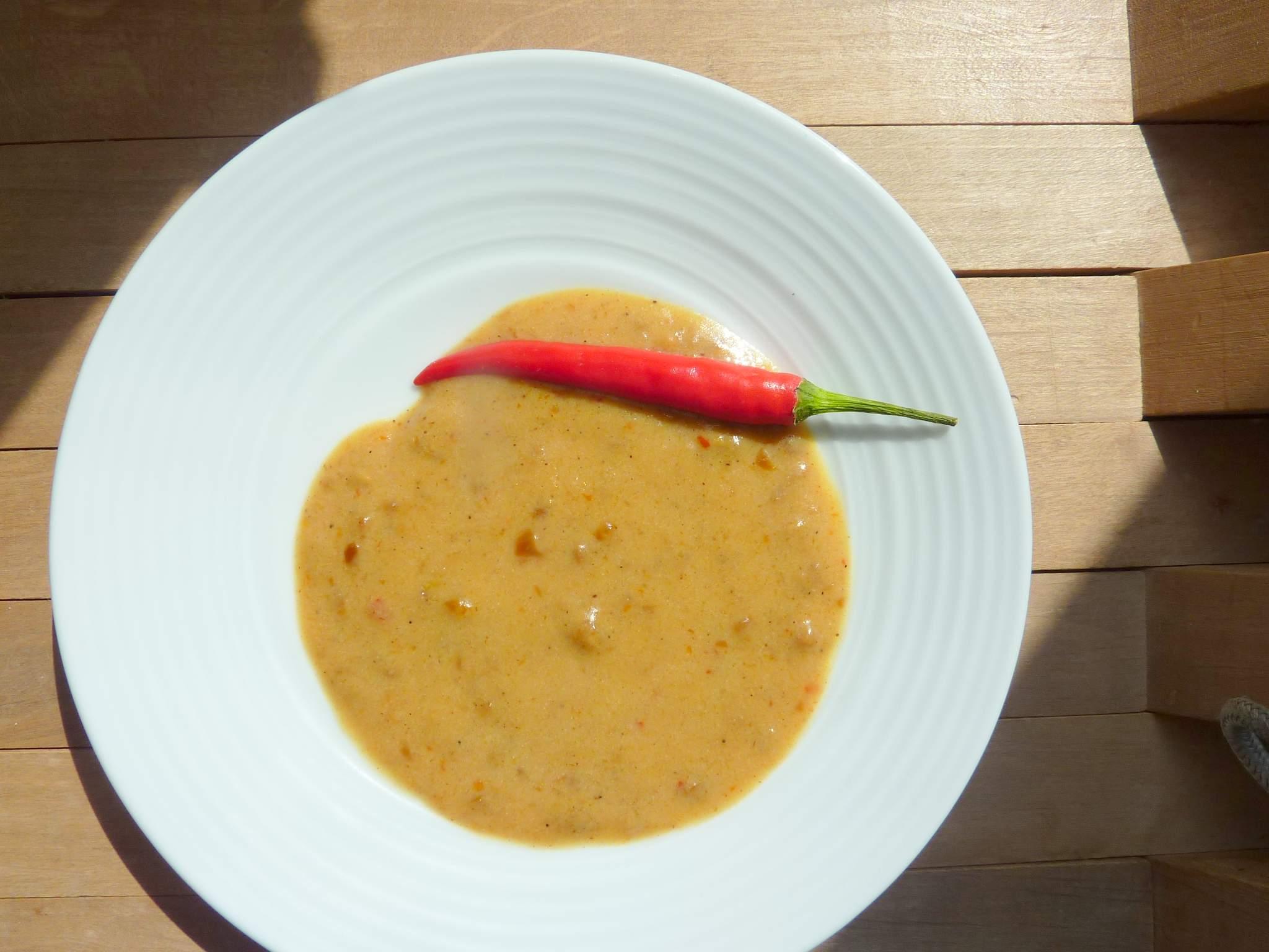 Proper Peanut Satay Sauce